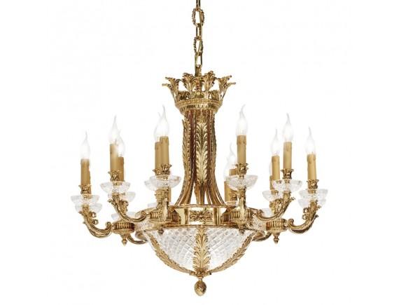 Lustra candelabru 4071/18+6