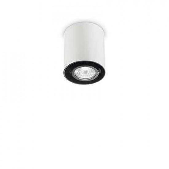 MOOD PL1 SMALL ROUND BIANCO (140841) www.lightingstore.ro