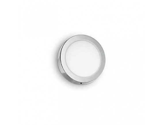 UNIVERSAL AP1 24W ROUND CROMO IDEAL LUX