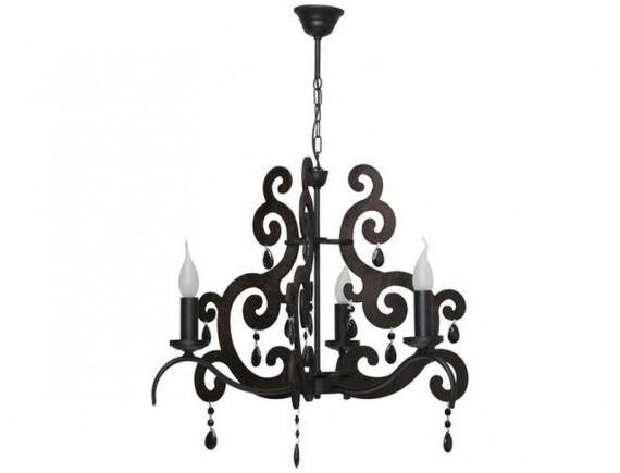 Lustra candelabru ISABELLA III zwis 3422