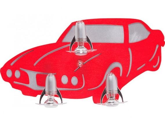 Aplica/plafoniera  AUTO III red 4056