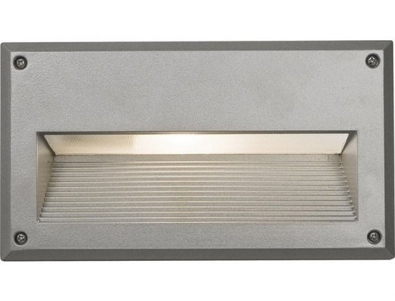 Aplica BASALT silver I kinkiet 4966
