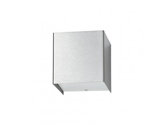 Aplica CUBE silver 5267