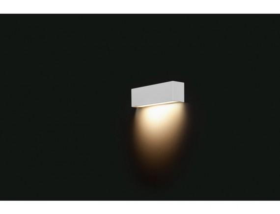 Aplica STRAIGHT WALL  WHITE XS 6345