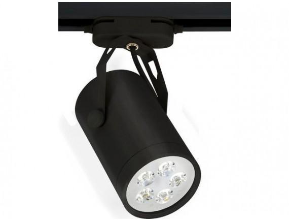 Spot sina STORE LED BLACK 5W 6824