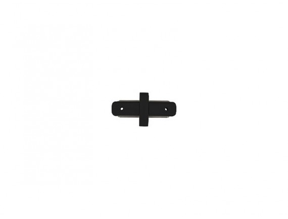 Conector  CONNECTOR STRAIGHT BLACK 6830