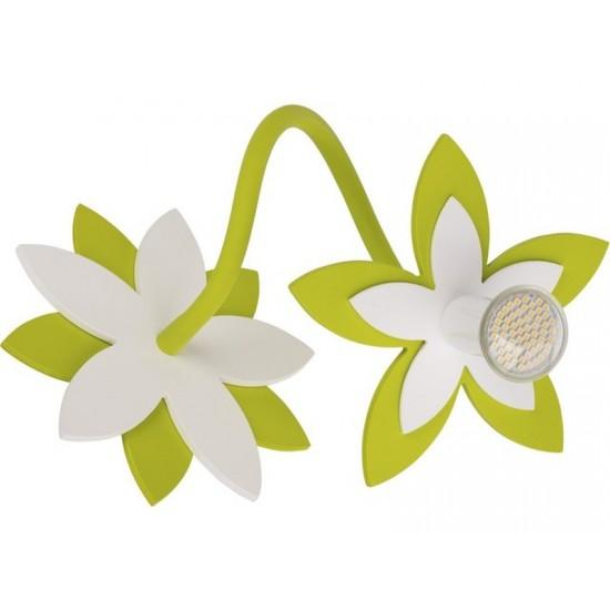 Aplica FLOWERS GREEN I kinkiet 6897 (6897) www.lightingstore.ro
