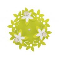 Plafoniera FLOWERS  GREEN III plafon okr?g?y 6900