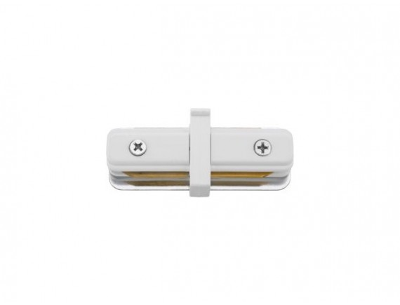 Conector liniar PROFILE STRAIGHT CONNECTOR WHITE