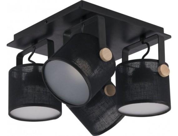 Lustra plafon RELAX BLACK LED