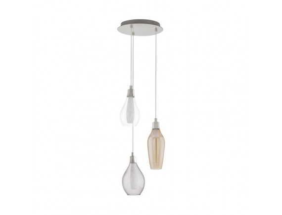 Lustra suspensie LED Pontevedra, 95393