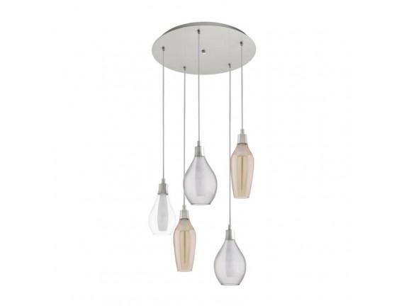 Lustra suspensie LED Pontevedra, 95394