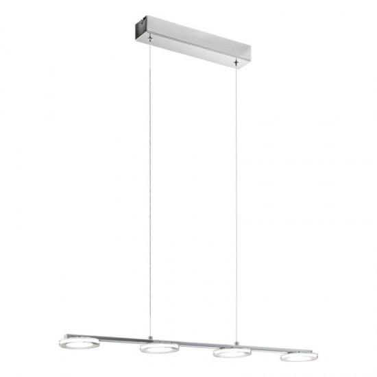 Lustra suspensie LED Cartama 1, rotund, 96525 (96525) www.lightingstore.ro
