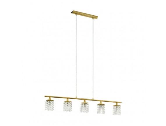 Lustra suspensie EGLO Pyton Gold, 97723